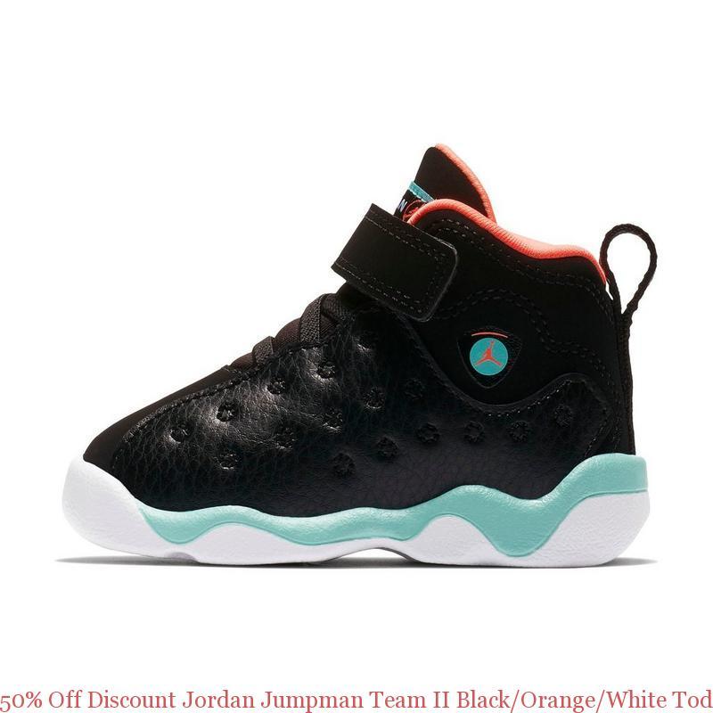 50% Off Discount Jordan Jumpman Team II