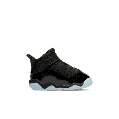 the latest e7728 d435f Authentic Jordan 6 Rings Black White Toddler Kids Basketball Shoe – cheap  jordan 13 ...