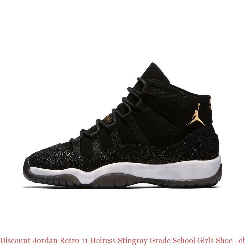 Discount Jordan Retro 11 Heiress