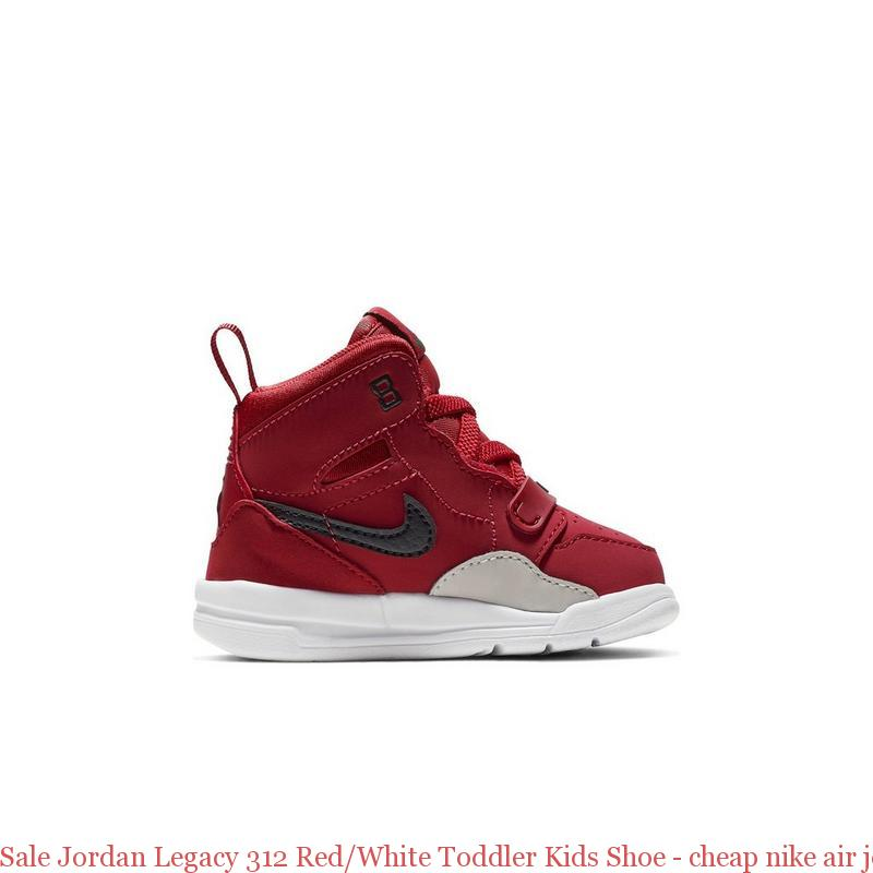 san francisco 339a4 44fc9 Sale Jordan Legacy 312 Red White Toddler Kids Shoe – cheap nike ...