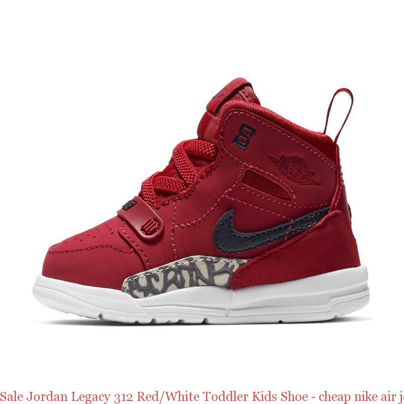 73e237572787 Sale Jordan Legacy 312 Red White Toddler Kids Shoe – cheap nike air ...