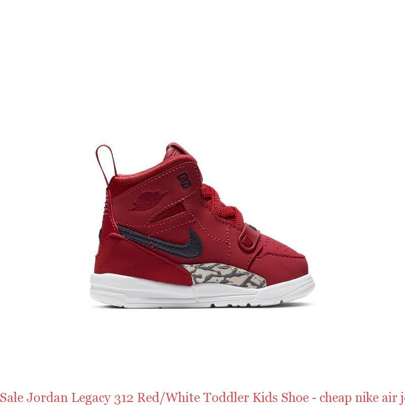 newest collection 1079f 3f759 Sale Jordan Legacy 312 Red White Toddler Kids Shoe – cheap nike air ...