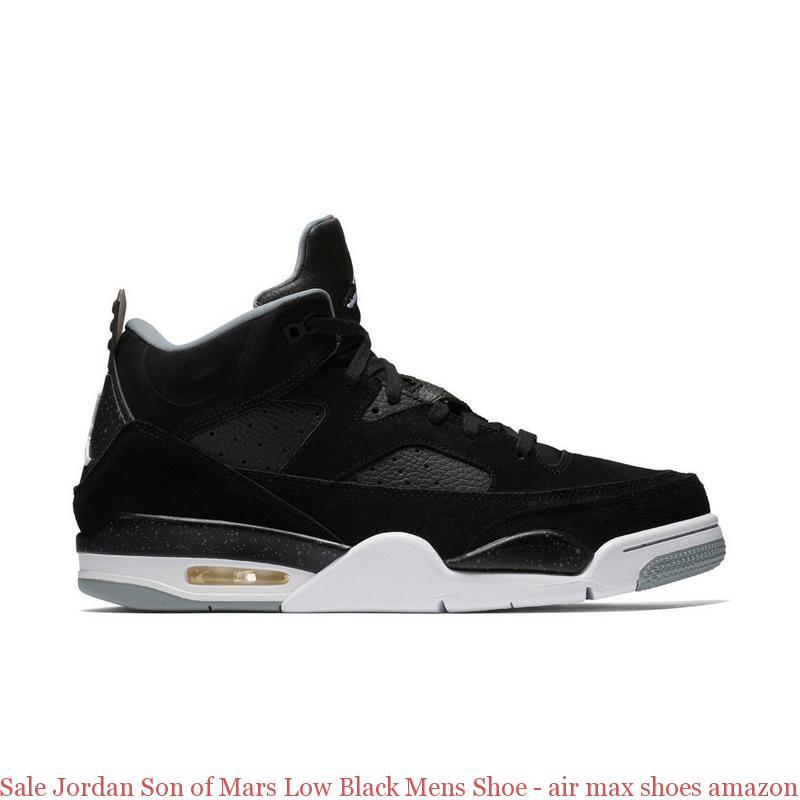 81b8aebf2 Sale Jordan Son of Mars Low Black Mens Shoe – air max shoes amazon ...