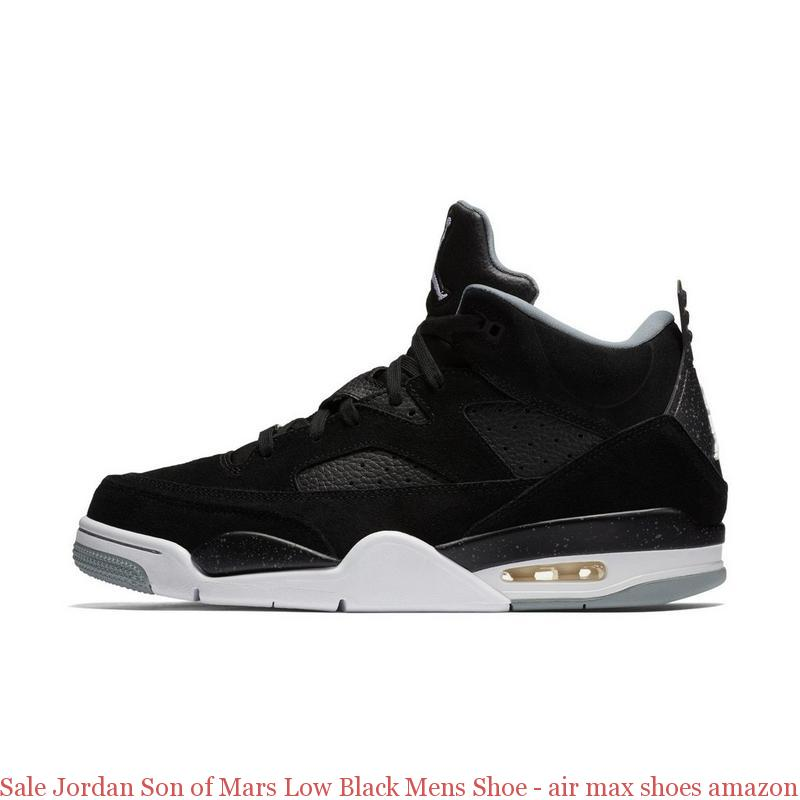 cb70c67268c3e Sale Jordan Son of Mars Low Black Mens Shoe - air max shoes amazon - Q0187