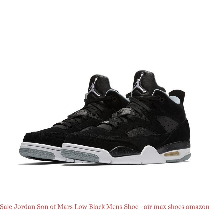 new arrival 0b13f 3d94d Sale Jordan Son of Mars Low Black Mens Shoe – air ...