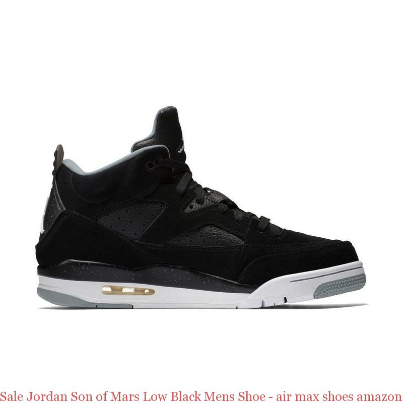 quality design 5b32e 2ec7e Sale Jordan Son of Mars Low Black Mens Shoe - air max shoes amazon - Q0187